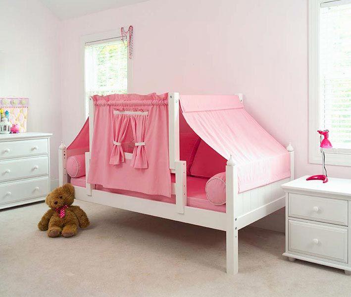 Loft Bed Tent Slide