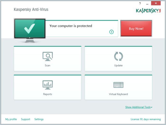 Kaspersky Free, un antivirus gratuito para Windows