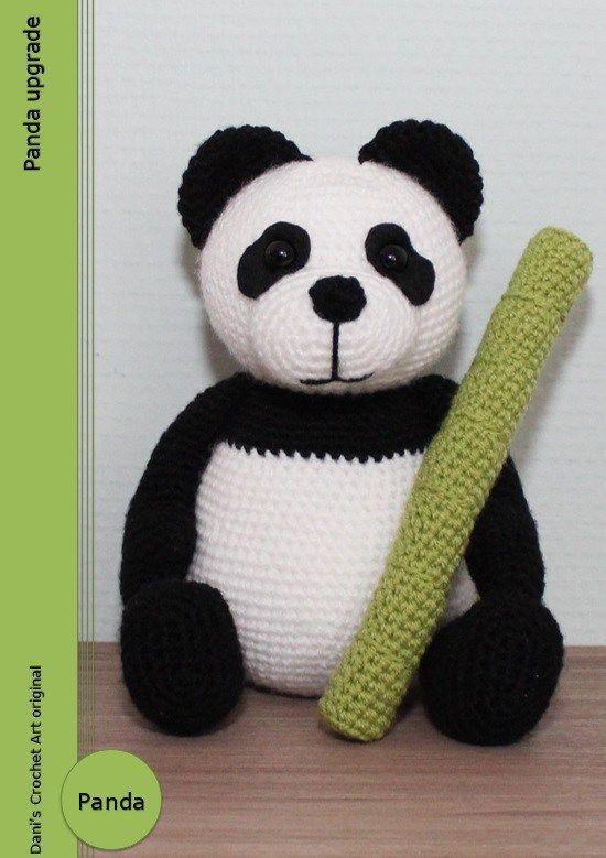 Panda Upgrade Voor Benny De Beer Gratis Upgrade Haken Patroon