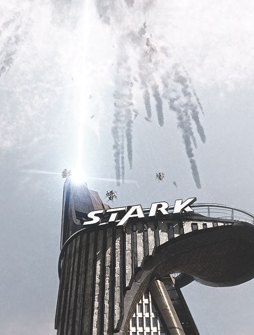 Stark Tower That Big Ugly Building In New York