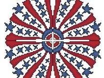 Cross stich pattern