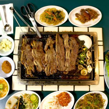 Choeng Wun Korean BBQ Buffet Restaurant - 116 Photos & 160 Reviews - Barbeque - 944 N Western Ave, East Hollywood, Los Angeles, CA - Restaurant Reviews - Phone Number - Yelp