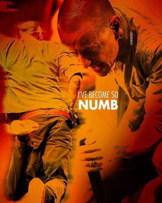 Linkin Park - numb lyrics