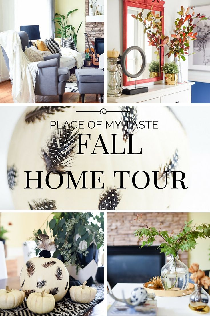 279 best Seasons: Fall Decor images by The Everyday Home on ...