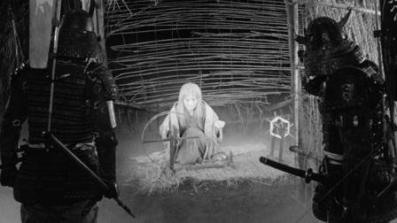 Akira Kurosawa's _Throne of Blood_ reimagines _Macbeth_ in feudal Japan. Starring Kurosawa's longtime collaborator Toshiro Mifune and the legendary Isuzu Yamada as his ruthless wife, the film tells of a valiant warrior's savage rise to power and his ignominious fall.