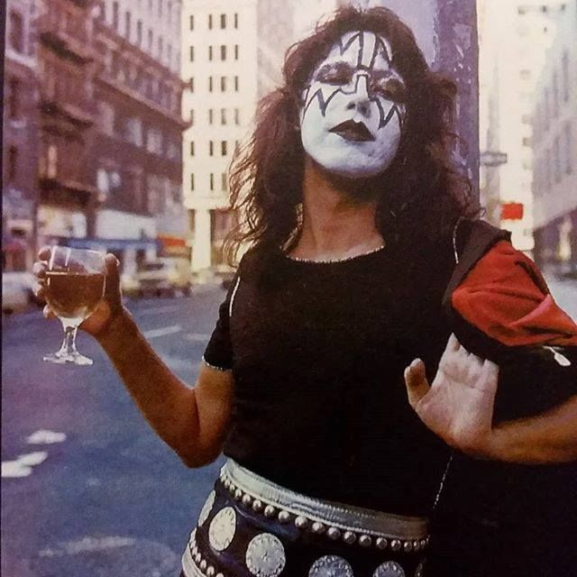 Pin By Johnny J On Kiss Kiss Band Kiss Members Ace Frehley