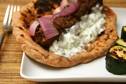 venison kofta. we have an excess of ground venison in the freezer, so this is definitely something i will be trying.