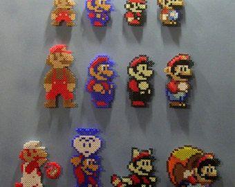SUPER MARIO 30 aniversario: 1985-1990 (Pixel Art de grano)