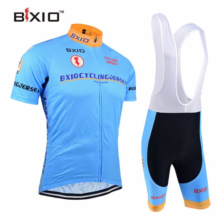 Bxio Pro Cycling Set Blue Roupa Ciclismo Breathable Clothing Maillot Ciclismo Quick Dry Set Ciclismo Estivo  Maillot Ciclismo 16 #Affiliate