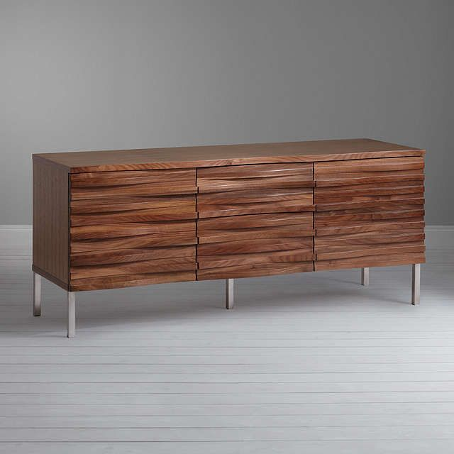 BuyContent by Terence Conran Wave Sideboard, Walnut Online at johnlewis.com