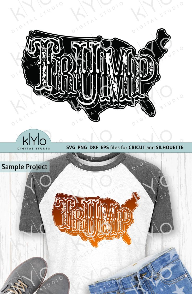 Trump svg, American US Election Map 2020 Patriotic T Shirt