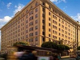 The Stanford Court Renaissance San Francisco Hotel Ca