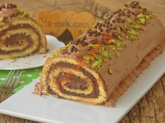 Kakaonun harika lezzetinin buluştuğu yumuşacık bir pasta tarifi...