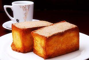 前田珈琲 昔ながらのフレンチトースト