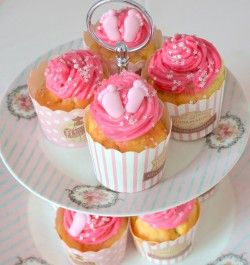 Cup Cakes Baby Shower VIP