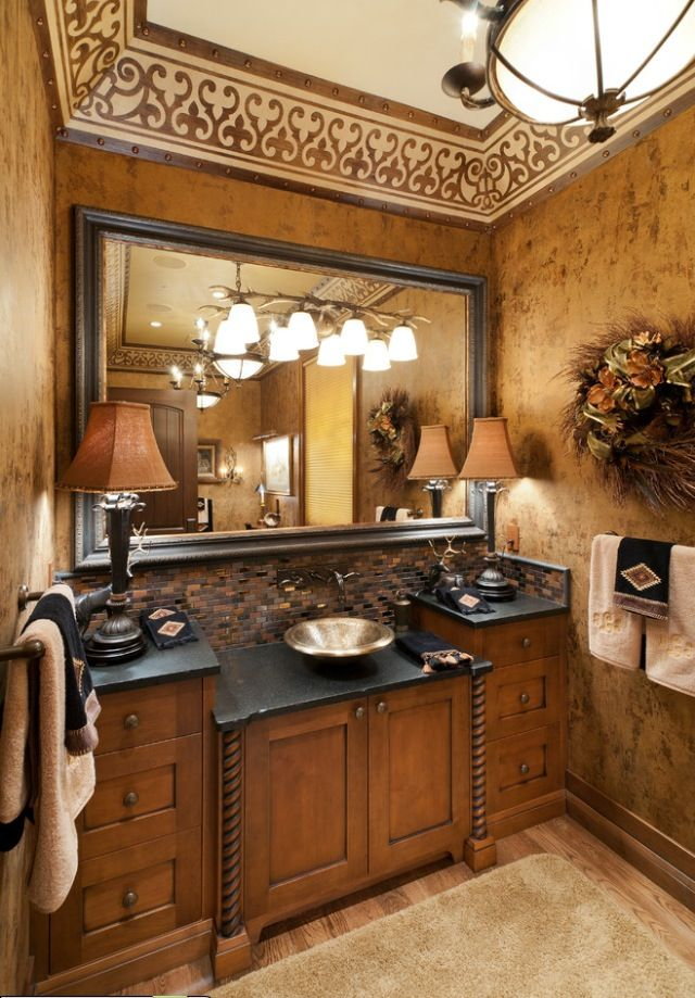 Traditional Powder Room Design Pictures Remodel Decor And Ideas Page