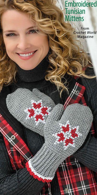 Mejores 253 imágenes de Crochet World Magazine en Pinterest ...