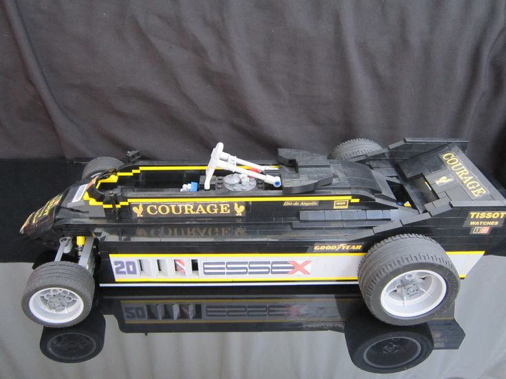 lego technic f1 car instructions