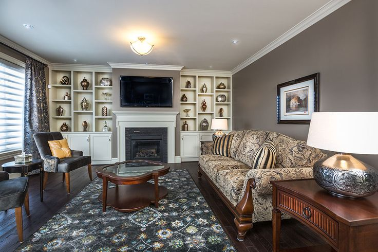 Family Room, another room.