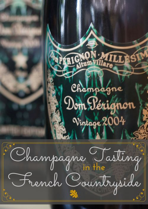 The small French town of Eperney is a cute little village, but it is most well known for it's Avenue de Champagne where visitors can taste Champage right where it's made! | Submerged Oaks