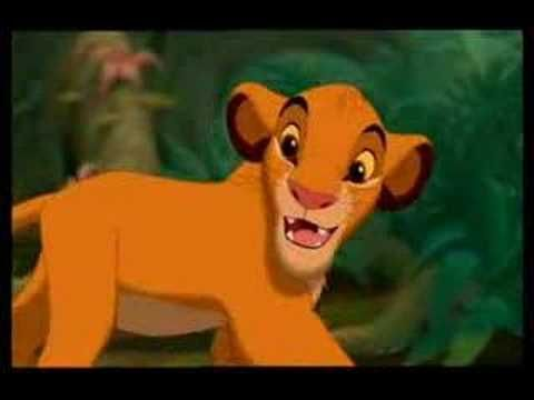 The Lion King - Hakuna Matata (German)