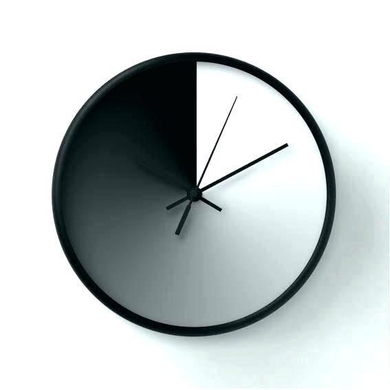 More Click Unique Modern Style Wall Clocks Inspirations Ideas Inspirations Endearing Modern Black Wall Clocks Modern Black Wall Clock Modern Black W นาฬ กา