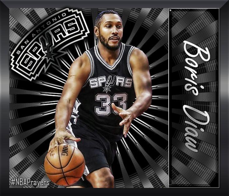 NBA Player Edit - Boris Diaw