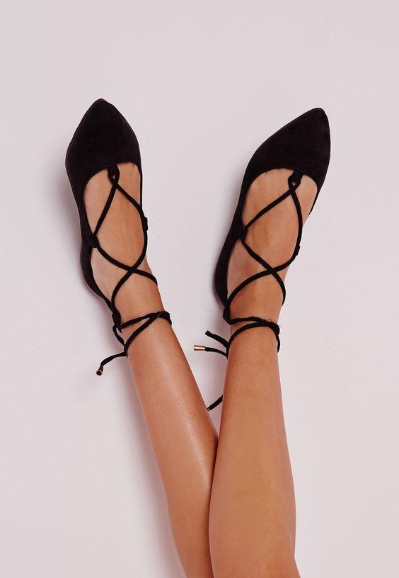 2016 Yaz Trendleri, bağcıklı ayakkabı modası