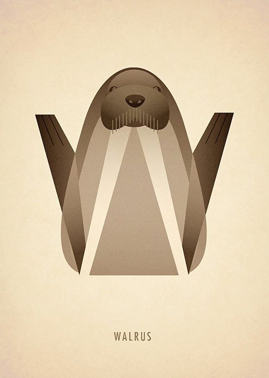 26 Beautiful Animal Alphabets by Marcus Reed