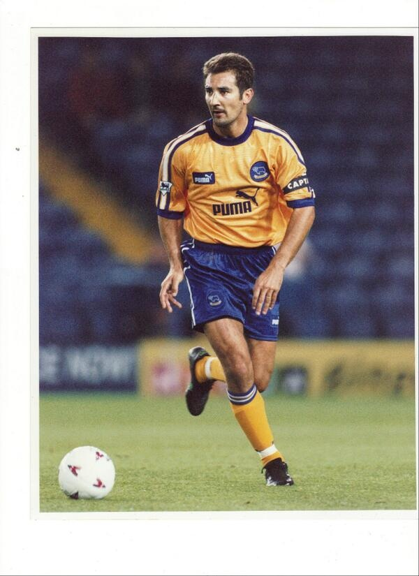 Igor Stimac, oozed class on and off the pitch!