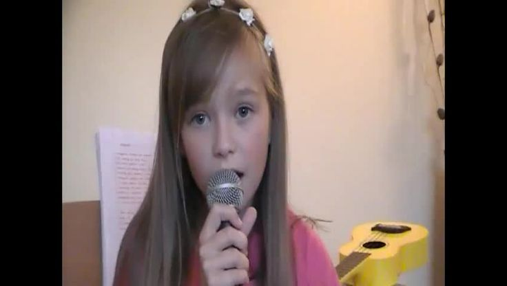 Connie Talbot - Teardrops on my Guitar - Taylor Swift cover - Music Videos