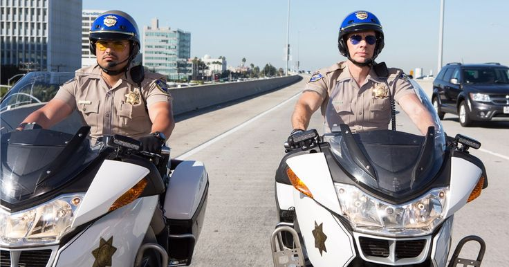 """See Dax Shepard in NSFW Trailer for Motorcycle Cop Comedy 'CHiPS': The new red-band trailer for buddy cop comedy CHIPS is – naturally – full of automotive chases, pyrotechnics and dirty jokes. The reboot of the six-season television series stars Dax Shepard and Michael Peña. Peña's FBI agent, Frank """"Ponch"""" Poncherello, is partnered with Shepard's Jon Baker, a struggling layabout whoThis article originally appeared on www.rollingstone.com: See Dax Shepard in NSFW Trailer for Motorcycle Cop…"""