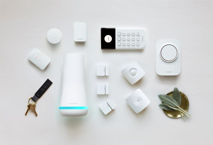 This Sleek Home Security System Blends in With Any Decor