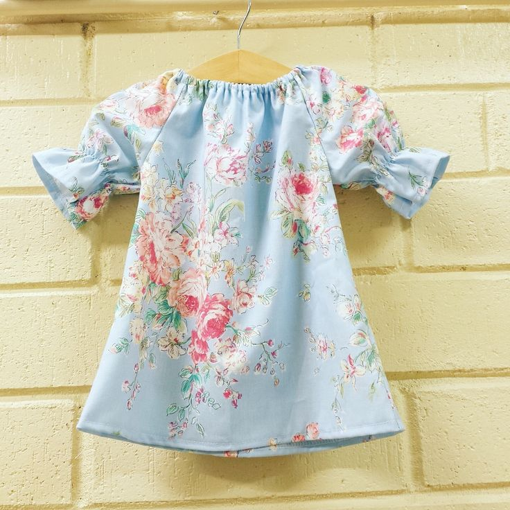 spring dress girls easter dress baby dress floral outfit baby