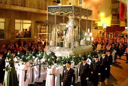 Semana Santa en #Benidorm