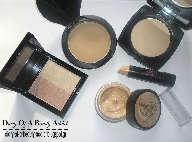 Makeup Tutorial using Coastal Scents 28 neutral palette