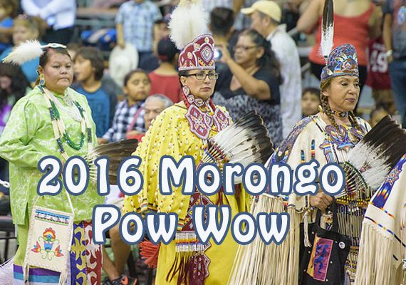 2016 Morongo Thunder and Lighting Pow Wow