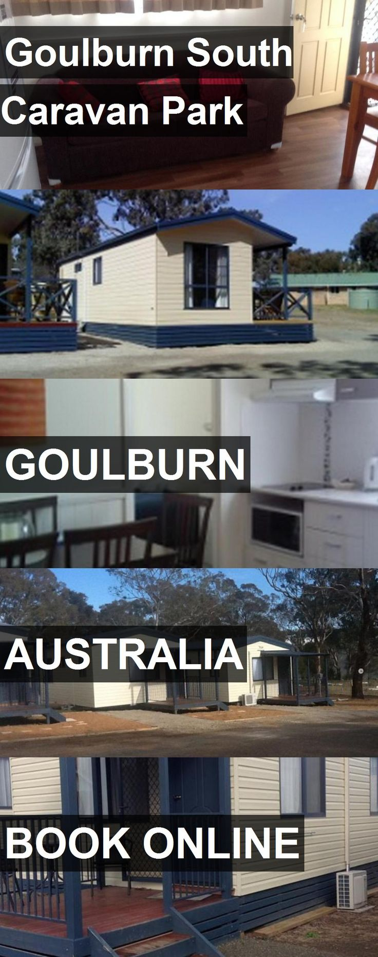 Hotel Goulburn South Caravan Park in Goulburn, Australia. For more information, photos, reviews and best prices please follow the link. #Australia #Goulburn #travel #vacation #hotel