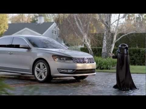 The Force: Volkswagen Commercial