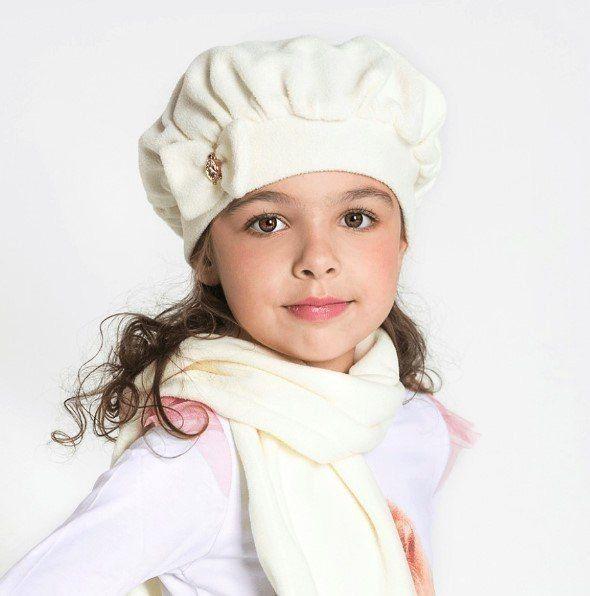 26b8cac61473a Boina infantil com molde - Ver e Fazer  boina  moldes  moldesdefeltro   costura