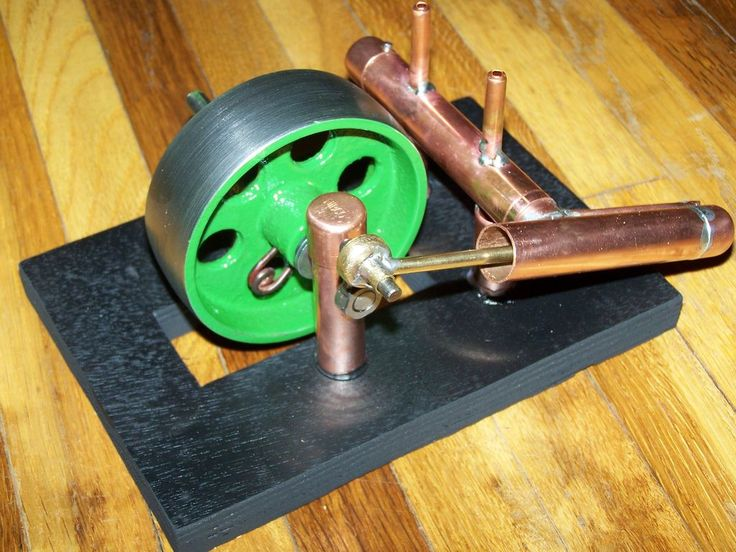 Picture of Hardware Store Steam Engine full instructions