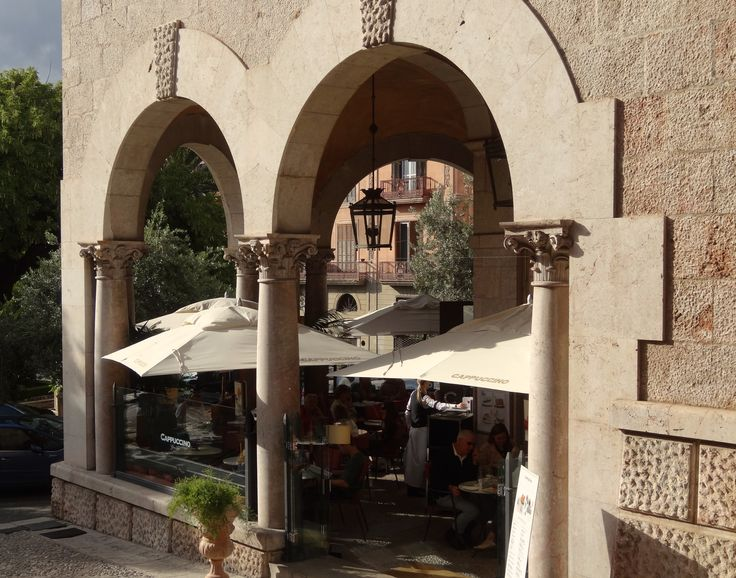 17 Best images about Cappuccino Palau March on Pinterest  Beautiful, Terrace...
