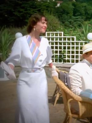 Just Skirts and Dresses: 1930's summer fashion in Agatha Christie's Poirot - part 2