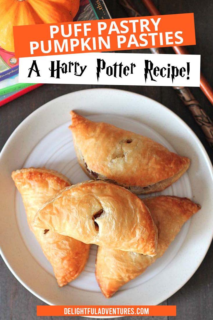 Pumpkin Pasties A Harry Potter Recipe