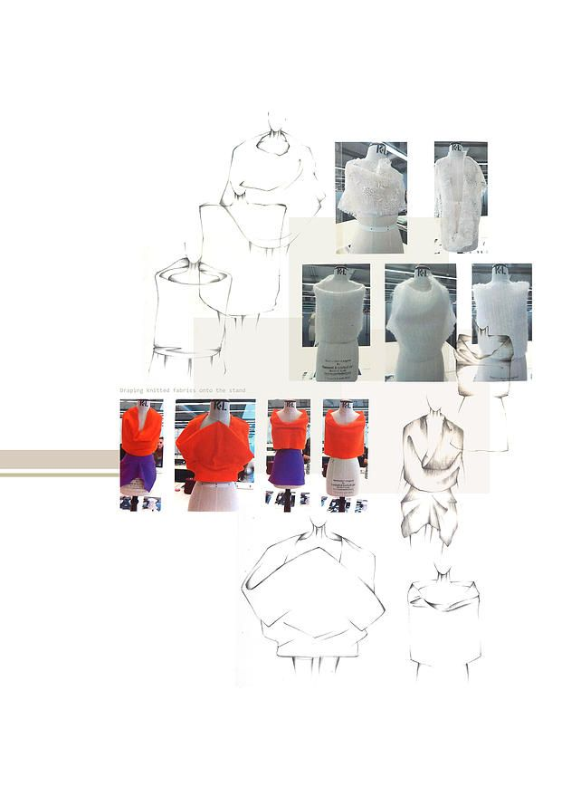 BOONSITA SINGHTOTHONG   LINES AND CURVES: NOSTALGIA.  fashion design, fashion, portfolio, layout, art, drawing, sketching