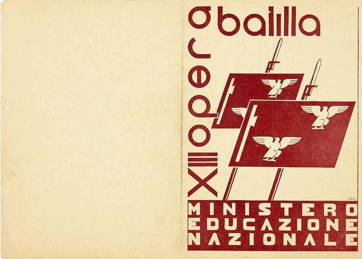 Opera Nazionale Balilla (ONB) was an Italian Fascist youth organization functioning between 1926 and 1937, when it was absorbed into the Gioventù Italiana del Littorio (GIL), a youth section of the National Fascist Party.