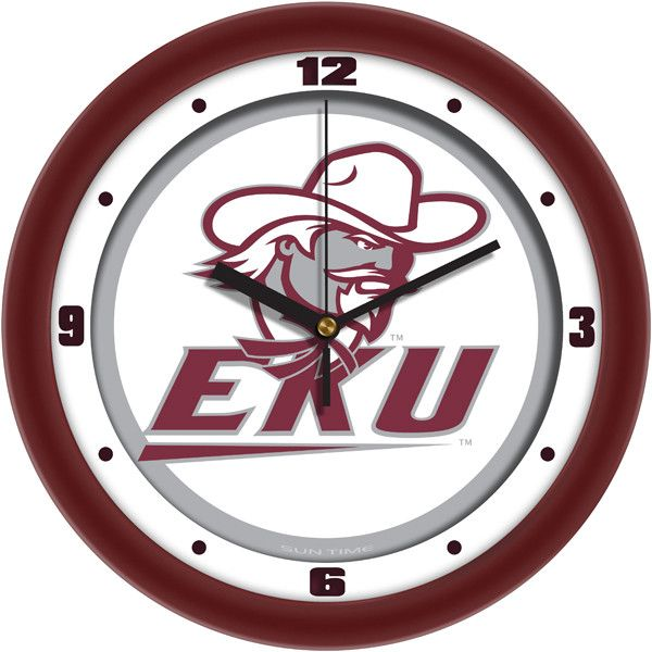 Mens Eastern Kentucky Colonels - Traditional Wall Clock