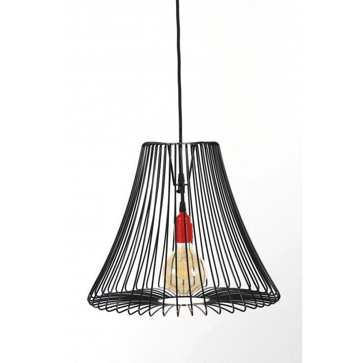 Lampa druciana industrial Shade - JABBA Design