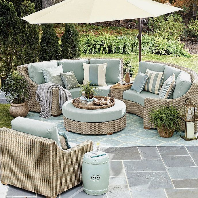 Exterior Design Ideas For Your Beautiful Home Backyard Furniture Patio Furniture Collection Pool Patio Furniture