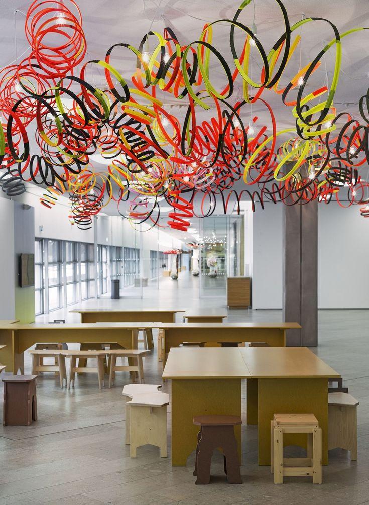 Moderna Museet Stockholm Cafeteria